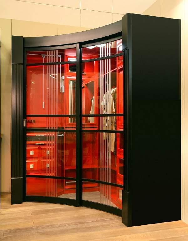 шкафы в коридоре дизайнерские решения, фото 11