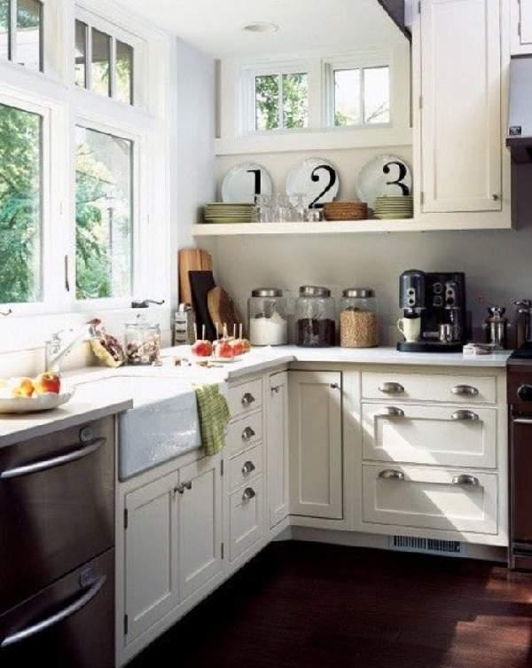 подвесные полки для кухни, фото 28