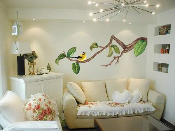 способы декорирования квартиры