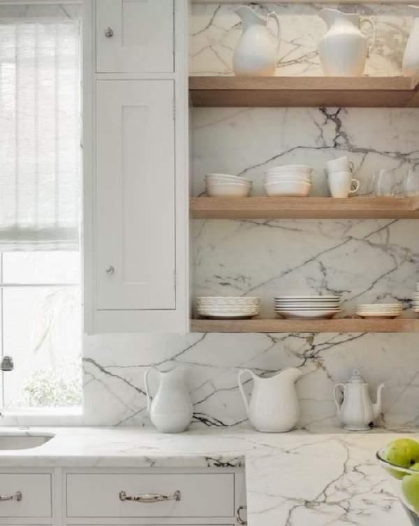 подвесные полки для кухни, фото 29