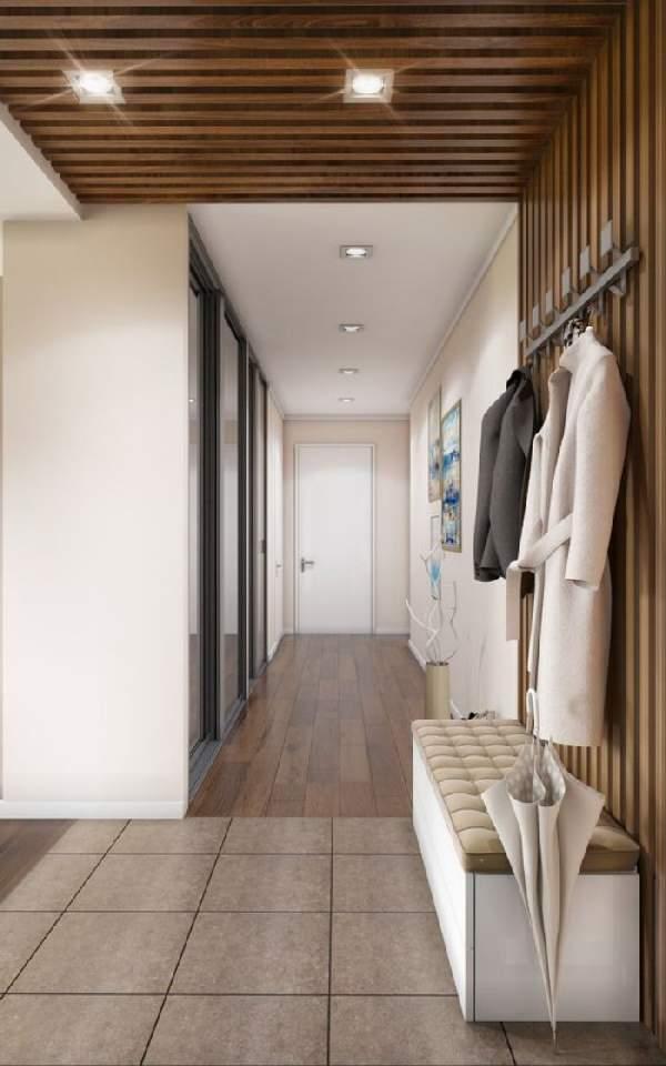 шкаф в длинный узкий коридор, фото 7