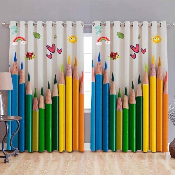 идеи штор для детской комнаты мальчика, фото 11