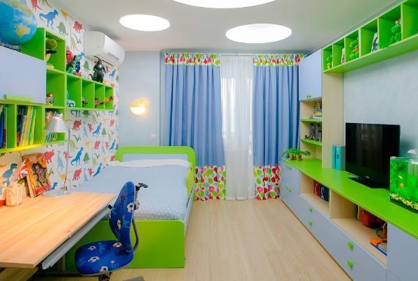 ткани для штор в детскую комнату, фото 13