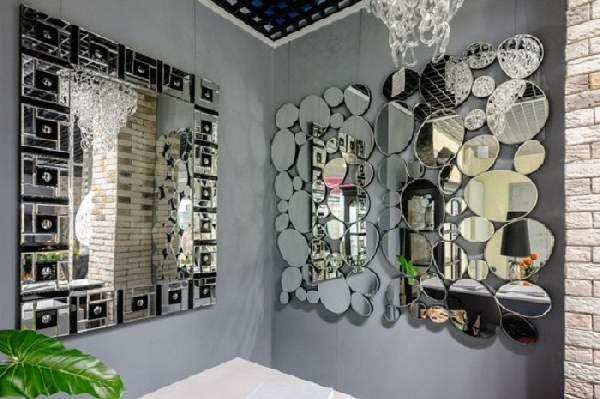современное декорирование стен, фото 7