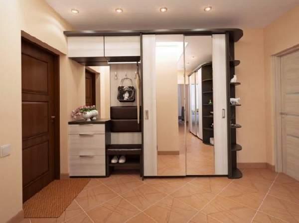 шкаф купе с прихожей в коридор, фото 28