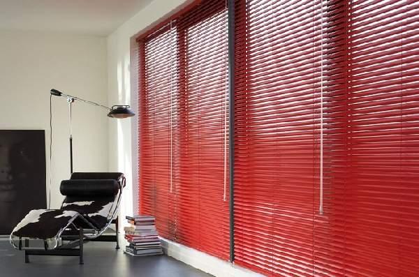 жалюзи горизонтальные алюминиевые на пластиковые окна, фото 9