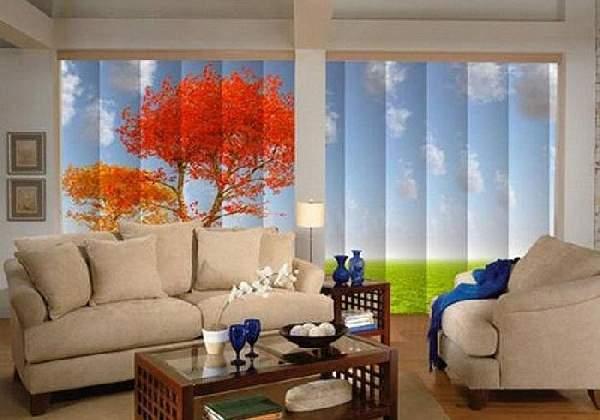 вертикальные жалюзи на пластиковые окна фото, фото 27