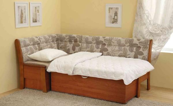 компактный диван на кухню со спальным местом, фото 18