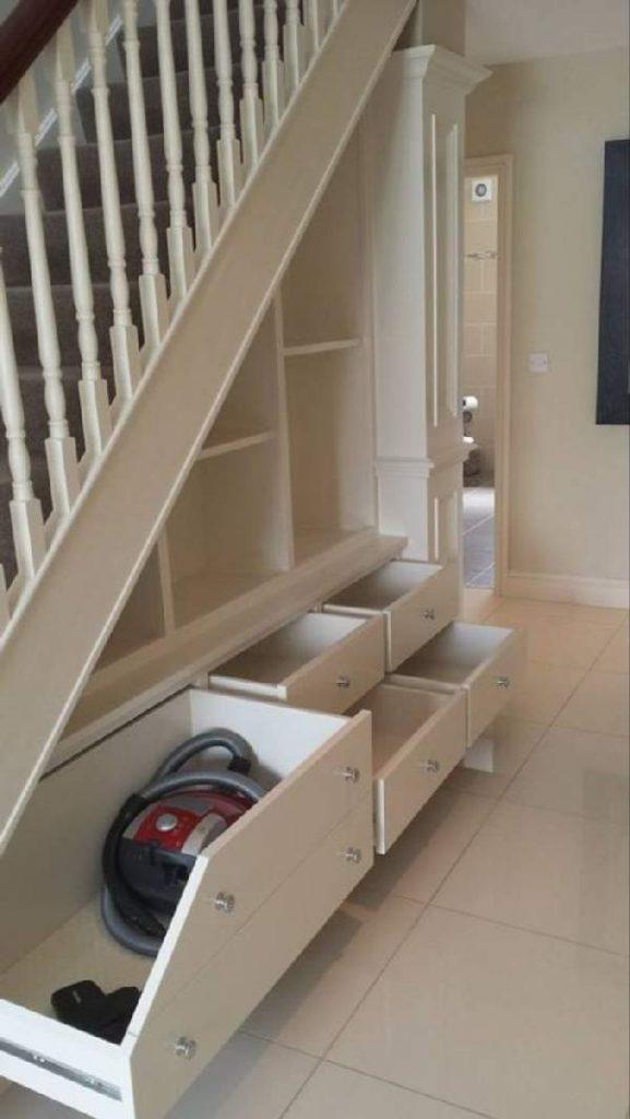 шкаф под лестницей, фото 1