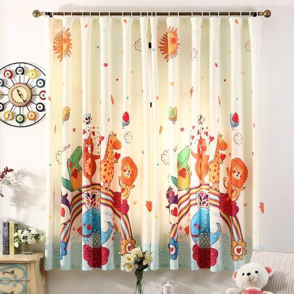шторы для детской комнаты мальчика фото, фото 15