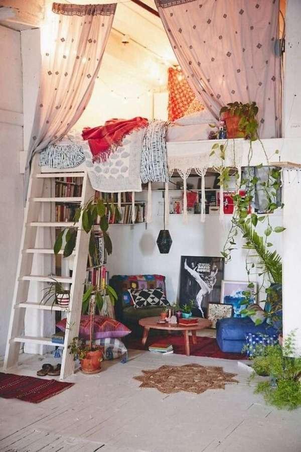 комнатные растения в интерьере детской, фото 41