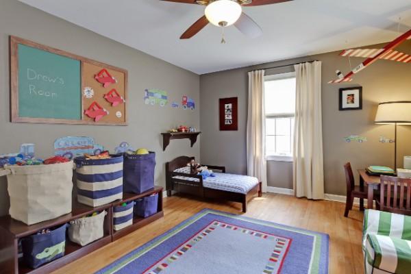 детская комната шторы для мальчиков дизайн фото, фото 2