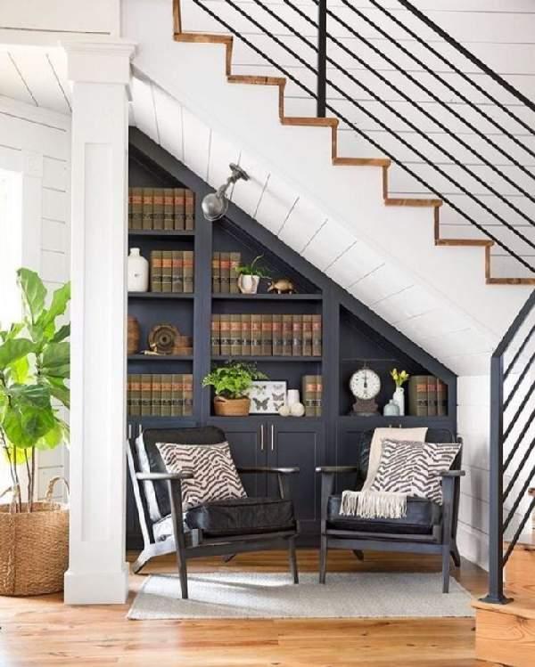 шкаф под лестницей фото идеи, фото 2