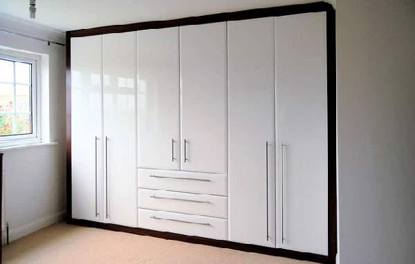 шкаф в коридор с распашными дверями, фото 4