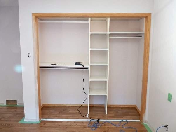 шкаф в коридор своими руками, фото 46