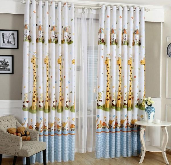 готовые шторы для детской комнаты мальчика, фото 17
