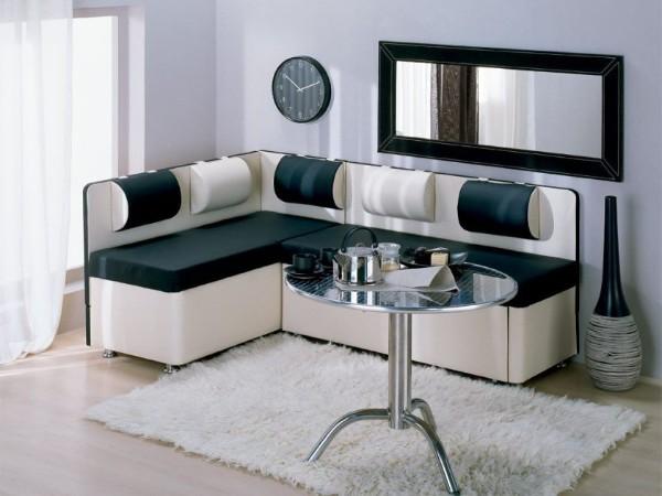 маленький диван на кухню со спальным местом, фото 21