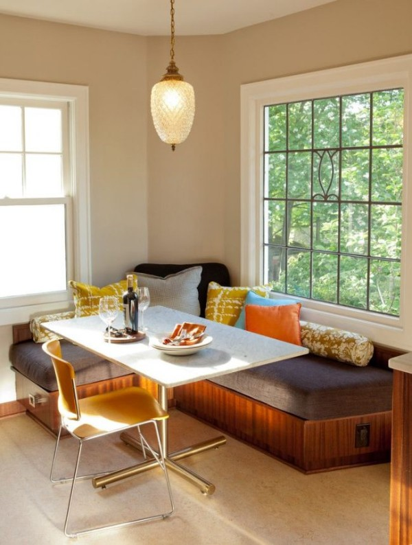 маленький диван на кухню со спальным местом, фото 22