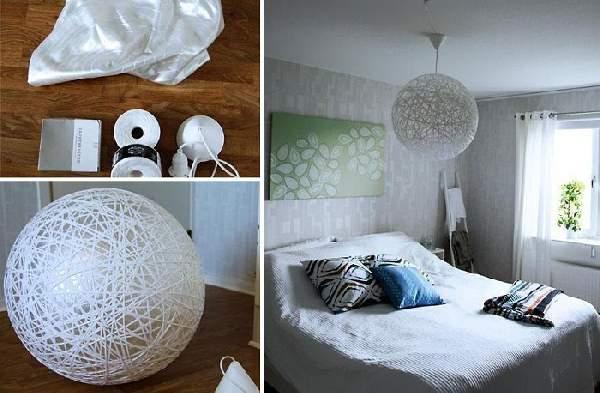 стильное декорирование квартиры из подручных материалов, фото 46