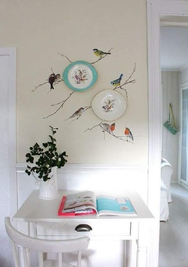 стильное декорирование квартиры из подручных материалов, фото 50