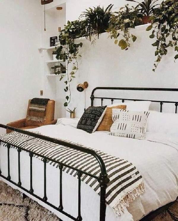 Подвесные полки в спальню, фото 5