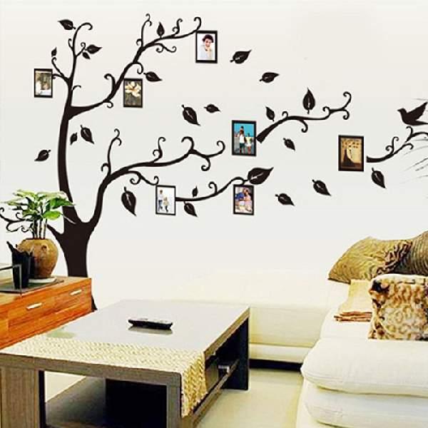 современное декорирование стен, фото 29