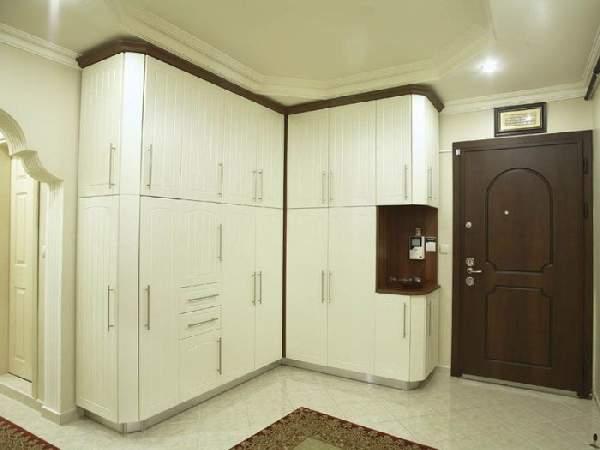 угловой шкаф в коридор, фото 29