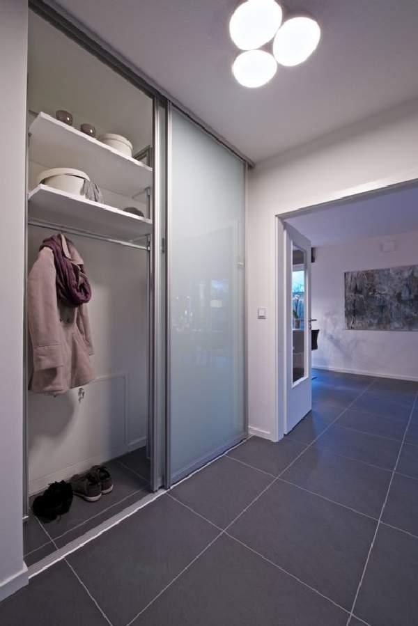 встроенный шкаф в коридоре, фото 14