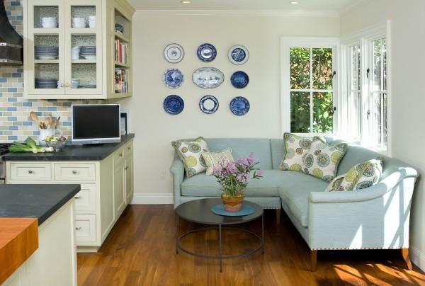 компактный диван на кухню со спальным местом, фото 35