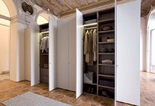 хозяйственный шкаф в коридор, фото 33