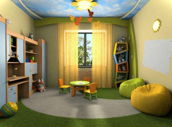 дизайн штор для детской комнаты для мальчика, фото 3