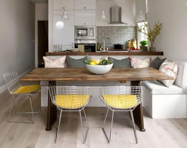 компактный диван на кухню со спальным местом, фото 6