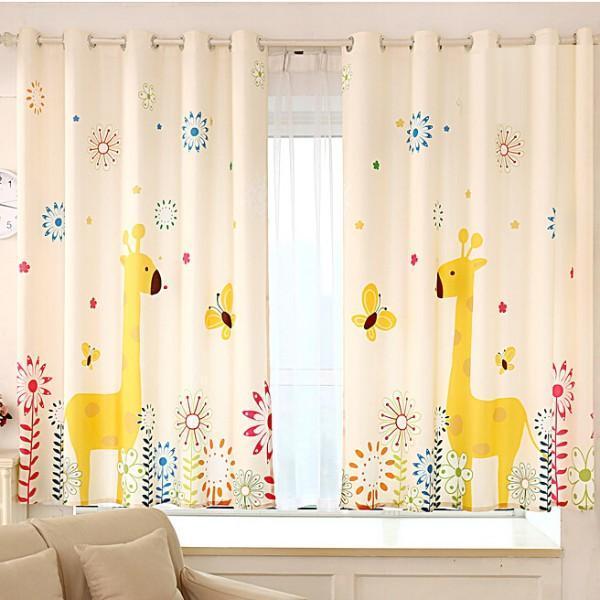 короткие шторы для детской комнаты мальчика, фото 27