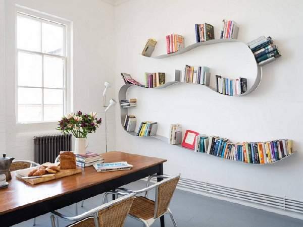 подвесные полки для книг, фото 14