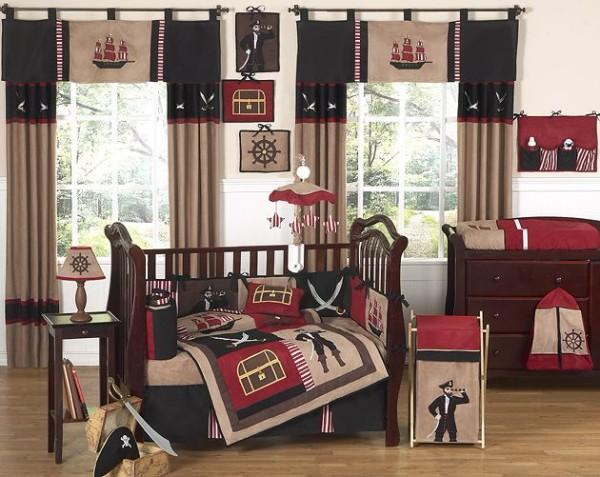 готовые шторы для детской комнаты мальчика, фото 28