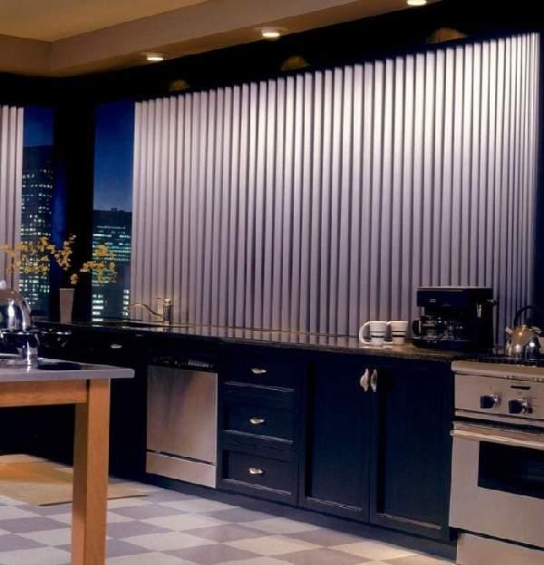 алюминиевые жалюзи на кухню, фото 21