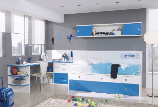 рулонные шторы в детскую комнату для мальчика, фото 44