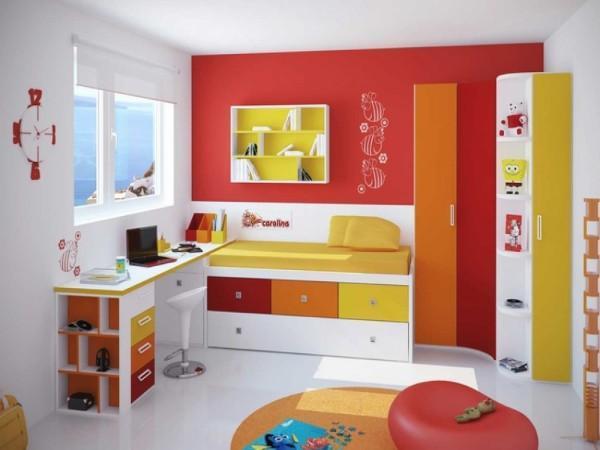 рулонные шторы в детскую комнату для мальчика, фото 45