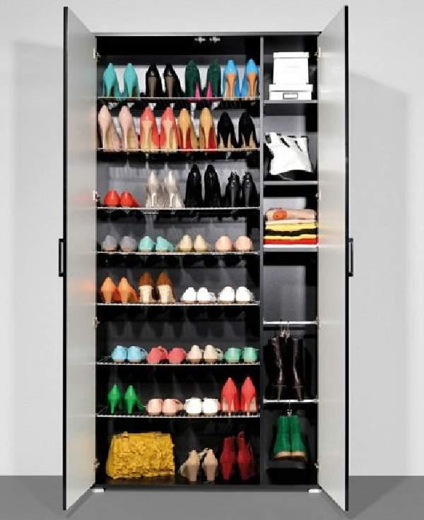 шкаф для обуви в коридор, фото 35