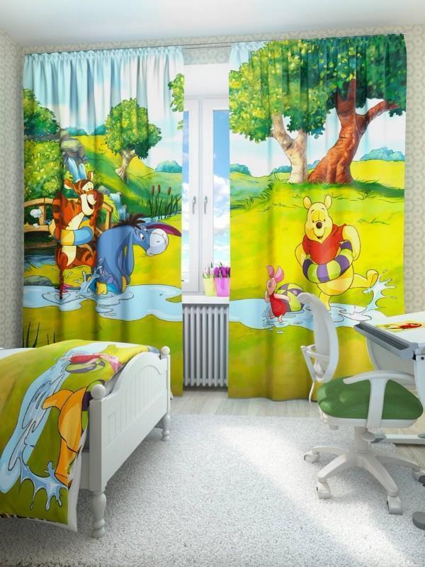 римская штора в детскую комнату для мальчиков, фото 5