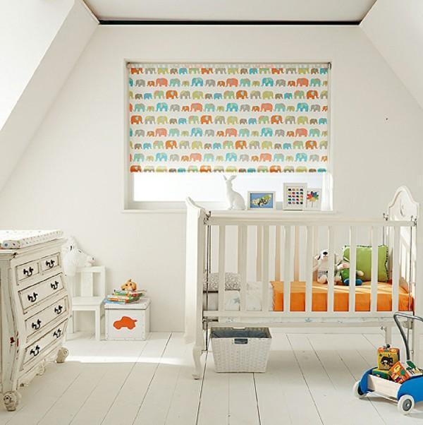 рулонные шторы в детскую комнату для мальчика, фото 48