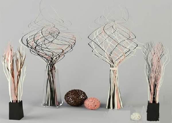 Ветки для напольной вазы своими руками 362