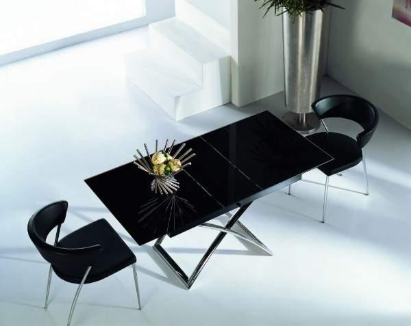 стол на кухню на одной ножке раскладной, фото 50
