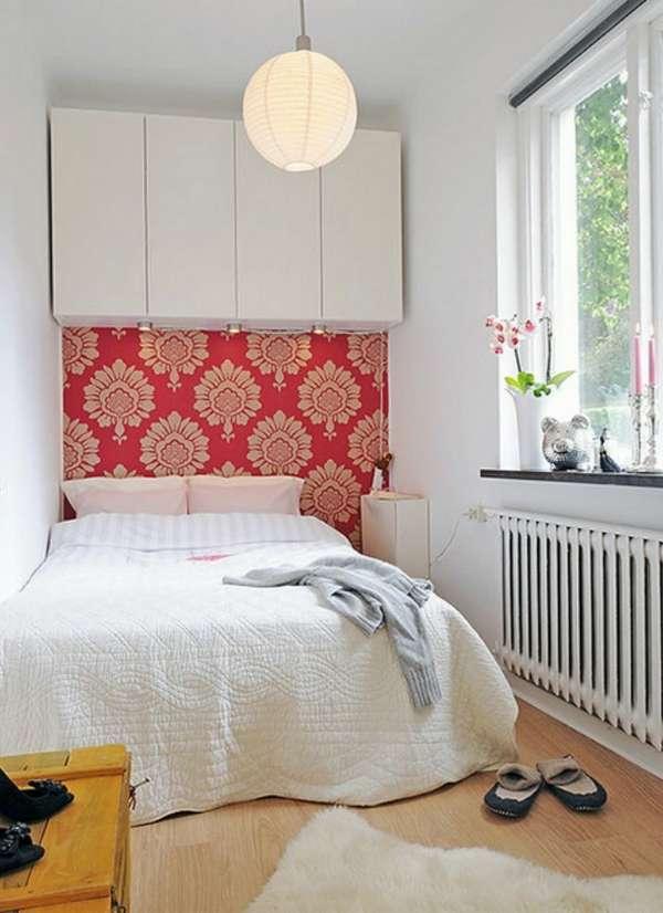 интерьер малогабаритной спальни, фото 11