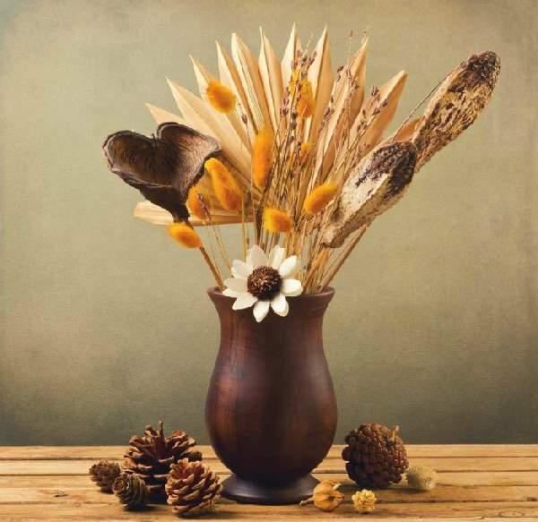 как сделать напольную вазу своими руками, фото 61