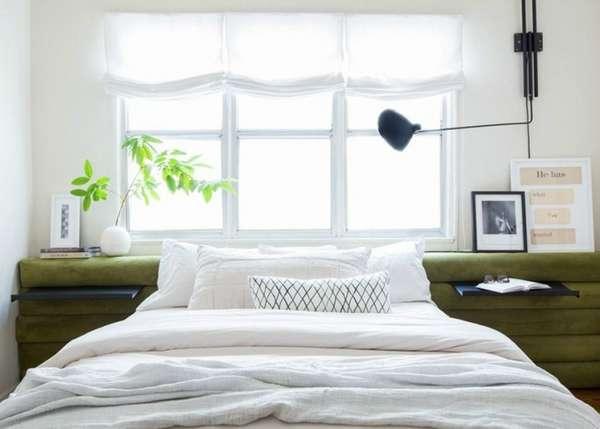 бюджетный интерьер спальни, фото 2