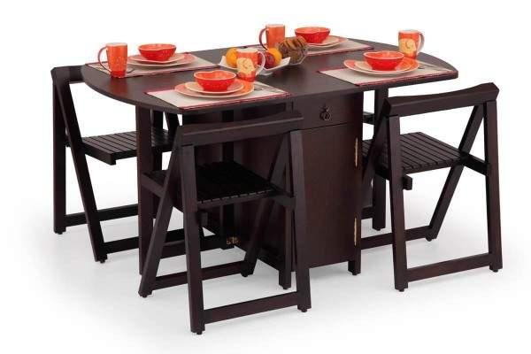 стол кухонный раскладной деревянный, фото 10