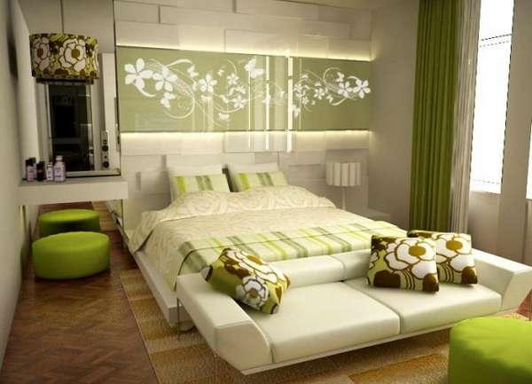 интерьер спальни, фото 4