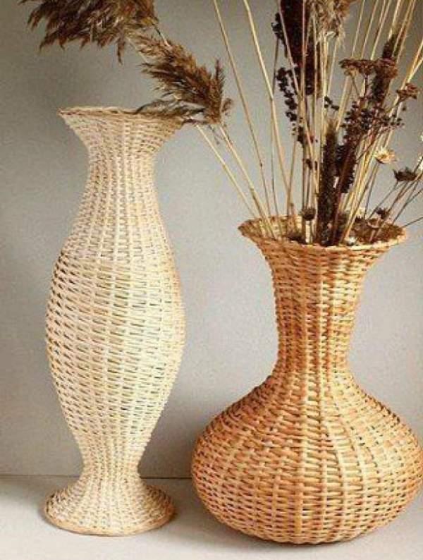 фото напольных ваз своими руками, фото 65