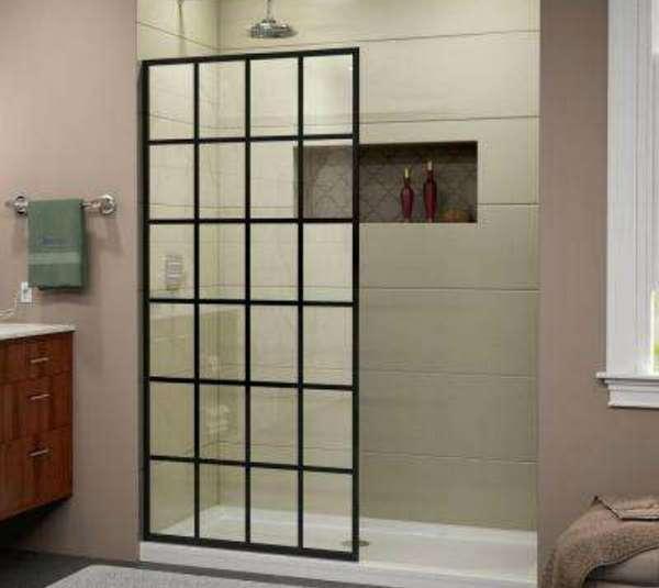 раздвижные двери для душа, фото 10